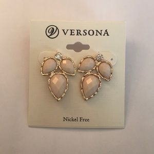NWOT New Versona earrings